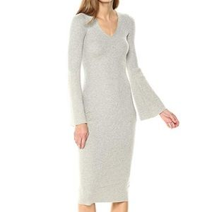 NWT French Connection Virgie Knits V-Neck Dress